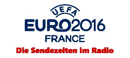 Die Fußball-EM live im Radio – Die Sendezeiten