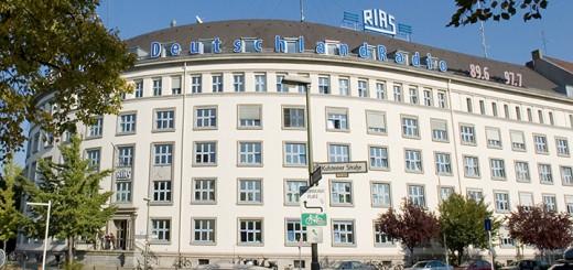 Funkhaus Berlin - Deutschlandradio Kultur