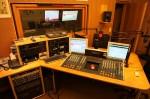 Studio von radio fips