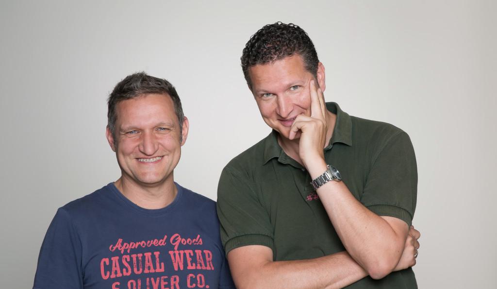 Stefan Schwabeneder und Stefan Kreutzer Foto: BR/Markus Konvalin