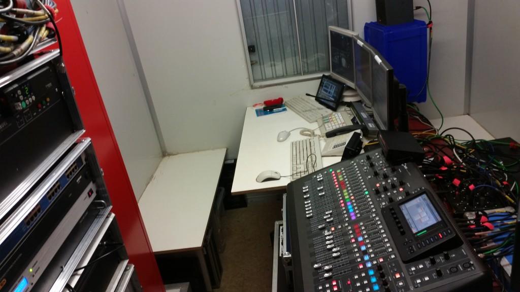 Studio Radio ventex Raffelsberg