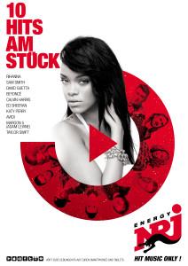 Energy Starskampagne 2015 Rihanna