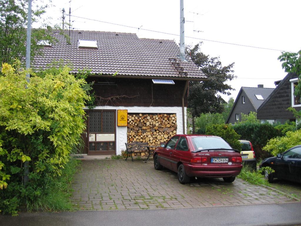 Funkhaus von Radio Neckarburg - Foto: radioWOCHE
