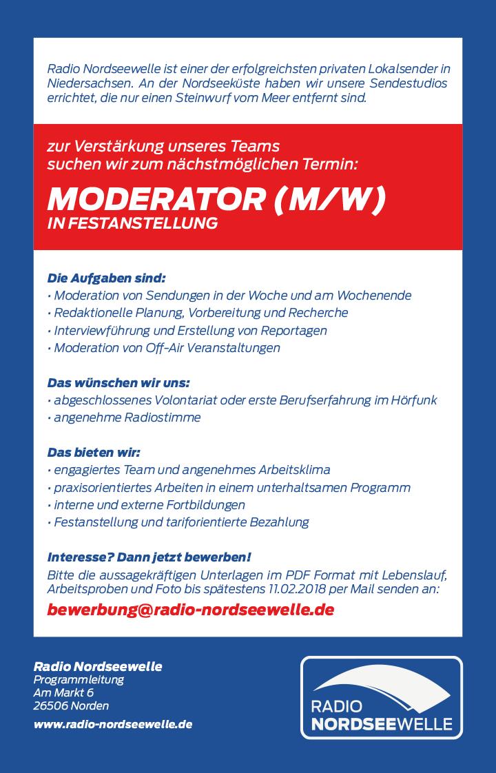 Beste Radio Talkshow Moderator Lebenslauf Galerie - Entry Level ...